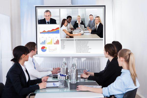 online public presentation